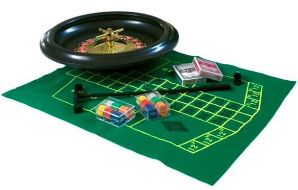 roulettehjul sæt